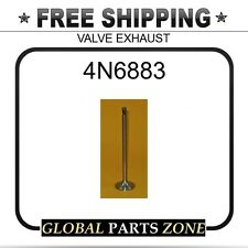 4N6883 - VALVE EXHAUST 8N3723 fits Caterpillar (CAT)