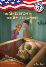 Capital Mysteries #3: The Skeleton in the Smithsonian (A Stepping Ston-ExLibrary