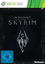 The Elder Scrolls V 5 - Skyrim für XBOX 360 | 100% UNCUT | VOLLCOVER | DEUTSCH!