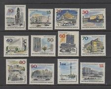 Germany Berlin 1965 ** Mi.254/65 Neue Berlin | New Buildings | Sights Townscape
