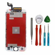 "For iPhone 6S 4.7"" LCD Screen Replacement Digitizer Touch Assembly Display White"