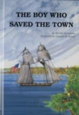 The Boy Who Saved the Town by Seabrooke, Brenda