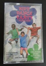 KID'S DANCE PARTY: Vol. 3 by Kid's Dance Express Cassette 1999 Free Shipping NEW