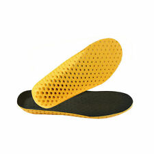 1 Pair Women Men Unisex Orthotic Shoes Insoles Insert High Arch Support Pad