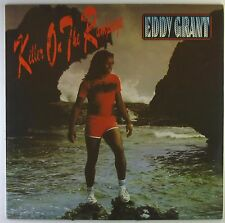 """12"""" LP - Eddy Grant - Killer On The Rampage - L5437h - washed & cleaned"""