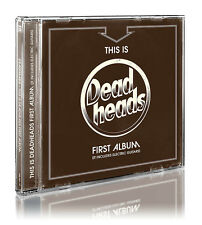 DEADHEADS - This Is Deadheads First Album (NEW*SWE HEAVY ROCK*TURBNEGRO)