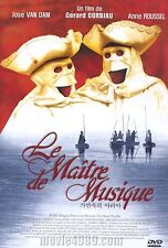 The Music Teacher - Le Maitre De Musique (1988, Gérard Corbiau) DVD NEW