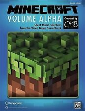 Minecraft -- Volume Alpha: Sheet Music Selections from the Video Game...