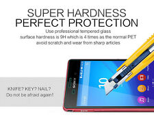 Real HD Hard Tempered Glass Temper Glass Screen Protector Sony Xperia E5