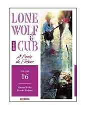 manga Lone Wolf & Cub Tome 16 Kazuo Koike Kojima Seinen Panini Rare And TBE VF