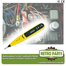 Classic Toyota Fuse & Wiring Circuit Continuity Tester- Handheld Tool