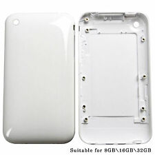 White  Replacement Rear Back Cover Battery Door Case For iPhone 3G 3GS Housing