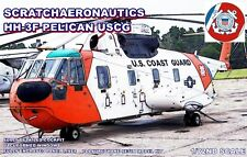 HH-3F PELICAN US COAST GUARD. 1/72 POLYURETHANE RESIN KIT