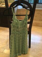 Women's Boutique Lace Dress Mint Green XS/S