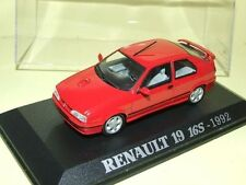 RENAULT 19 16S 1992   1/43 G4