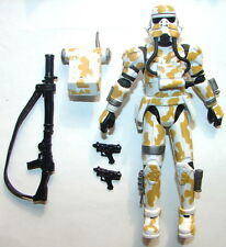 Star Wars Legacy Force Unleashed TFU Camo Evo trooper 5 pk fig w acc    1016