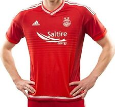 BRAND NEW Aberdeen Football Shirt 2015/16 Home Top Soccer Jersey Dons size:XXXL