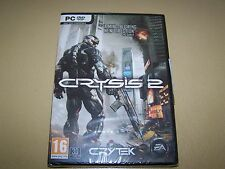 Crysis 2 PC DVD-ROM  **New & Sealed**