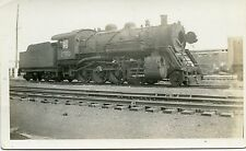 6C335 RP 1932 BOSTON & MAINE RAILROAD ENGINE #2700 BILLERICA MA OPEN SMOKEBOX