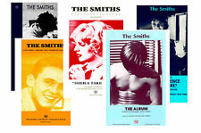 THE SMITHS - SET OF 5 - A4 POSTER PRINTS # 1