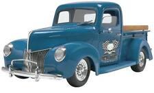 Revell 854928 1940 Ford Custom Pick Up Truck 1/24 Scale Plastic Model Kit