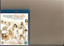 MODERN FAMILY COMPLETE SERIES 2 BLURAY / BLU RAY 24 EPISODES