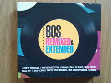 80s remixato & Extended 3xcd Maxis/versione Long/Remixes