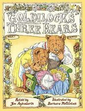 Goldilocks And The Three Bears-ExLibrary