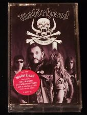 Motorhead-March Or Die-ORIGINAL 1992 US NON-CLUB Cassette-SEALED w/Sticker!