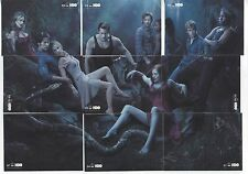 RITTENHOUSE TRUE BLOOD PREMIER EDITION CHARACTER CARD CHASE SET D1-D9