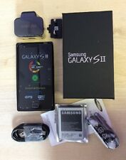 Samsung Galaxy S2 II GT-I9100 16GB Black (Unlocked) Smartphone New With Warranty