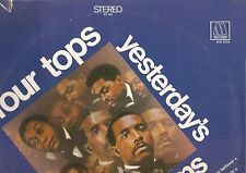 FOUR TOPS Yesterday's Dreams LP~ SEALED Motown 1968 Frank Wilson,Ashford/Simpson
