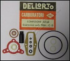 Genuine Dellorto PHM gasket set C & D direct from Dell'Orto UK Guzzi 52545
