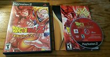 Dragon Ball Z: Budokai (Playstation 2) ps2 dbz fighter game multiplayer COMPLETE
