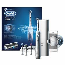 Braun Oral-B Genius 9000 Rechargeable Electric Toothbrush *New* 2 Year Warranty
