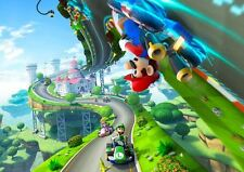 MARIO KART XBOX ONE PS4 PS3 GAME PC A3 ART PRINT POSTER YF5338
