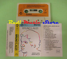 MC BRUNO LAUZI Amore caro amore bello 1971 italy NUMERO UNO 1 no cd lp dvd vhs