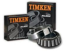 TIMKEN WHEEL BEARING FOR FRONT SUBARU FORESTER  IMPREZA WRX GC LIBERTY OUTBACK