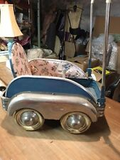 1930's Art Deco Toy Baby Stroller