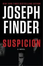 Suspicion by Joseph Finder (2014, Hardcover)