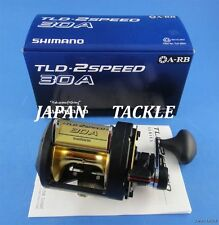 NEW Shimano TLD30IIA 2 Speed Big Game Reel TLD 30 IIA **1~3 Days Delivery**