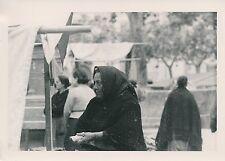 ÎLE DE MAJORQUE c. 1935 -  Femme au Marché de Sóller Espagne - P 537