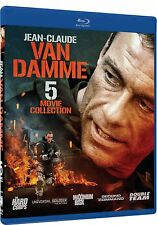Jean-Claude Van Damme: 5 Movie Collection - BLU-RAY -   Region A - Sealed