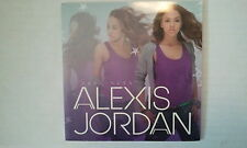 MAXI CD-- ALEXIS JORDAN-- HAPPINESS--3 TRACKS --PROMOTION --PROMO