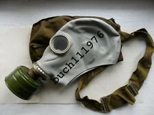 USSR Gift Helloween RUBBER GAS MASK GP-5 Russian Soviet Vintage new, XS,S,M,L,XL