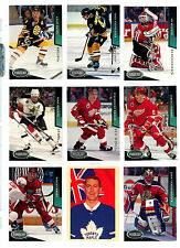 1993-94 PARKHURST HOCKEY BASE SET CHOOSE ANY 10 for $1.95 HOCKEY CARDS NM/M