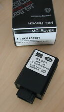 MG Rover ZT 75 MGZT Cruise Control ECU Interface 2.0 2.5 V6 SCB100201 Freelander
