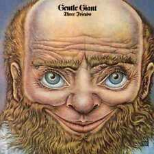 Three Friends [Gentle Giant] [074643164924] New CD