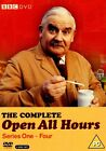 Open All Hours The Complete Series 1, 2, 3 & 4 DVD Box Set 1976 R4 New Sealed