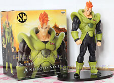 Banpresto Dragon ball Z Scultures Big Colosseum HQ DX Android 16 pvc figure